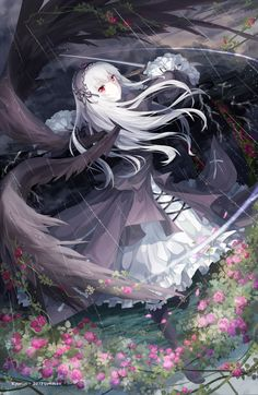 Suigintou by Kyurin