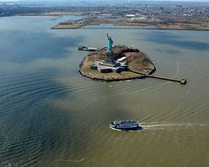 Yes.. Lady Liberty IS in NJ!!!!    [Just don't tell NY!]
