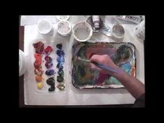 Learn three approaches to acrylic painting in this video workshop as you paint four different landscapes: mixing with water, mixing with polymer medium, and color mixing with white. Grab some take-home painting tips here! Then visit http://ArtistsNetwork.tv for access to the full-length video.