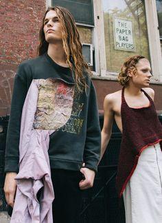 Eckhaus Latta SS17 NYFW Womenswear Dazed Photography Joshua Woods