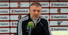 """Sivasspor Teknik Direktörü Bakkal: """"Birinci hedefim lig şampiyonluğu """""""