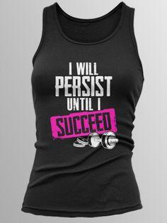 I Will Persist