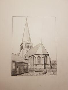 Oude Kerk, Borne