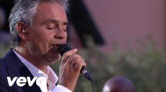 Andrea Bocelli - Il Nostro Incontro - Live From Italy / 2012 ft. Chris B...