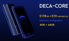 Elephone S7: Único con 10 Núcleos a $140 en varios colores