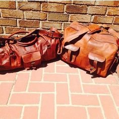 Top 4 Leather Duffel Bags for Men