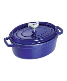 Staub Qt Cast Iron Coq au Vin Cocotte Dutch Oven Cooking Pot 6 COLOR CHOICE The Staub Cocotte is unsurpassed for slow cooking meats and vegetables to tende Cocotte Staub, Easy Pot Roast, Enameled Cast Iron Cookware, Thing 1, Boutique, Kitchenware, Tableware, All In One, Shopping