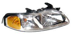 2002-2003 Nissan Sentra Headlamp RH (NSF)