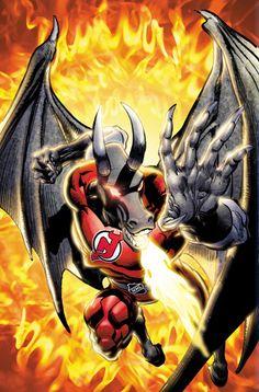 the devil......