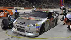Dale Earnhardt Jr. finished 17th in the Bojangles' Southern 500 at Darlington Raceway.
