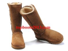 UGG Chestnut Bailey Button Boots 1878 Wholesale Newest