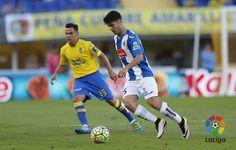 Espanyol fue goleado y humillado por Las Palmas