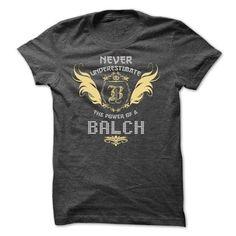 nice BALCH, I Cant Keep Calm Im A BALCH