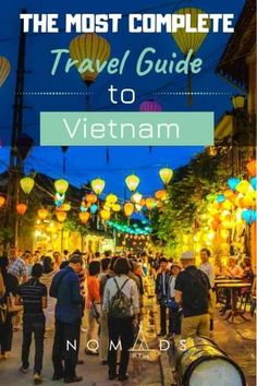 Check this complete travel guide to Vietnam and find the best tips to visit the country. You will find things to do, itinerary, best places to visit and more! #vietnamtravel #vietnamguide #travelguide #vietnamdestinations