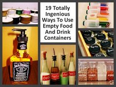 Are You Recycling Your Old Containers