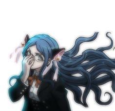 90 Anime, Anime Guys, Anime Art, Danganronpa Characters, Anime Characters, Danganronpa V3, Angie Yonaga, Anime Halloween, Black Butler Ciel