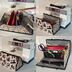 Quilters Organizer Bag | Craftsy https://www.craftsy.com/quilting/patterns/quilters-organizer-bag/265629