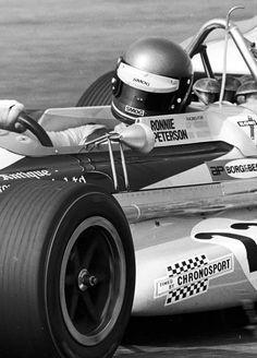 Coolamundo!: 1970 Dutch Grand Prix  March 701  Ronnie Peterson