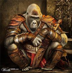 Armored Animals 9 - Worth1000 Contests