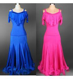 Ballroom dance competition dress