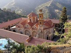 Μικρό Απόδειπνο -  Ιεράς Μονής Μαχαιρά Cyprus, Places To Visit, Mansions, House Styles, Home, Decor, Decoration, Manor Houses, Villas