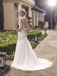 2034f6e8de3ea Freesia - Casblanca Bridal Spring 2016 Garden Dreams Collection  http://www.casablancabridal. Popular Wedding DressesWedding ...