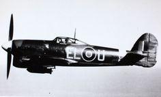 Hawker Typhoon EL-U