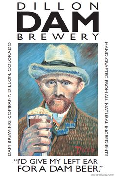 "Name That ""DAM"" Van Gogh Beer"