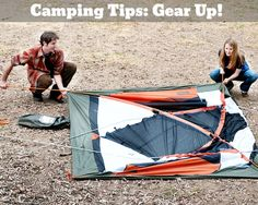 Gear Up Camping Tips