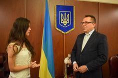 """""""La diplomacia hoy se desarrolla por las redes sociales"""": Reflexiones del Embajador de Ucrania en Argentina, Yurii Duidin."""