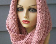 PATTERN C-049 / Crochet Pattern / Nikki Cowl ... worsted/aran 320 yards