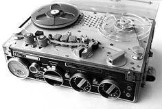 Nagra III audio recorder. Just something pretty we like.