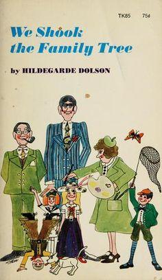 We Shook the Family Tree - Hildegarde Dolson
