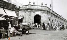 Fotos de Guadalajara, Jalisco, México: El Mercado Corona Alrededor de 1930-1950