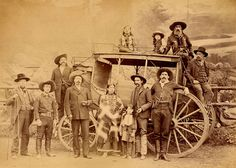 Major Burke died 100 years ago and was buried in an unmarked grave. Now, descendants, friends, scholars, and publicity execs, place a gravestone for him. Deadwood stagecoach 1889 with Buffalo Bill and Major Burke