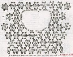 Robe blanche au bustier fleuri et ses grilles gratuites !