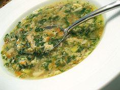 Грузинская кухня - одна из любимых. Спасибо моей бывшей соседке-грузинке, которая познакомила меня с ней и научила готовить по многим своим домашним рецептам.Чихиртма - легкий куриный суп с…