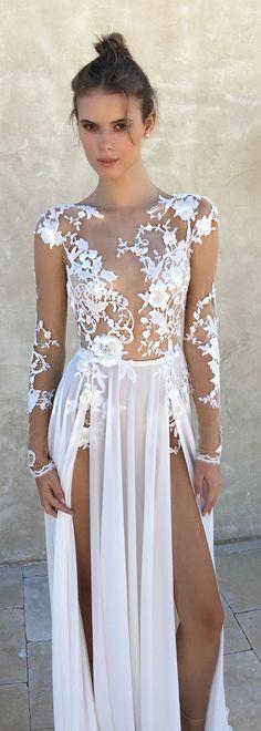 Berta Bridal Fall Wedding Dresses 2017 / http://www.deerpearlflowers.com/berta-fw-2017-wedding-dresses/