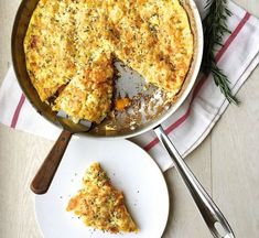 Bacon, Gruyere, and Butternut Squash Frittata  *can be altered slightly to be paleo