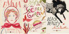 Broderade bokomslag av Jillian Tamaki