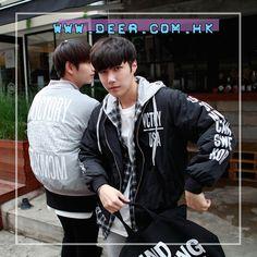 Deer Official Online Store : http://www.deer.com.hk  Item name (產品名): Country Name Baseball Jacket Color (顏色): Grey / Black Size (尺碼): M-2XL Price (價格): HKD$459 Shop Here (網購): http://www.deer.com.hk/products/country-name-baseball-jacket  #deerupyourlife #baseballjacket #letterprint #winterwear #fashion #love #follow #followme #like #life #swag #style #koreanidols #hairdresser #hairstylist #daner #ootd #koreafashion #kfashion #streetstyle #hkig #hkgirl #hkboy #hkartist #taiwanfashion #