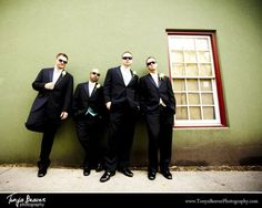 Groomsmen, St Augustine, FL Wedding    http://blog.tonyabeaverphotography.com/?p=5326