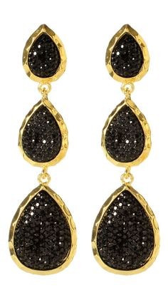 East Hampton Star Earrings by Amrita Singh :]