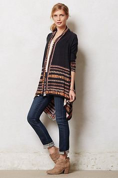 9fe52160d7023d Anthropologie Guinevere Alsace Cardi Medium  Anthropologie  Cardigan Sweater  Outfits