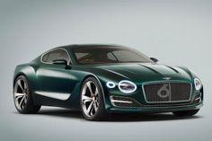 Bentley EXP 10 Speed 6 front