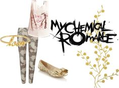 My Chemical Romance Shirt!!but its kinda weird this is nothing that gerard way would approve of.