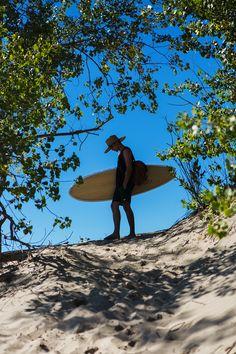 Bather Resort 2016 - Surfing at Sandbanks Beach - Men's Swimwear