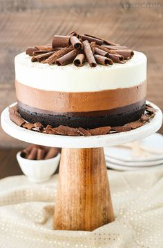 10 tartas fáciles de hacer ¡y sin horno!
