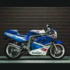 1989 Suzuki GSXR