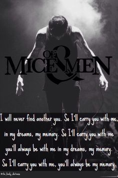 Of mice and men // Another You
